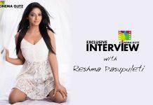 Reshma Pasupuleti Exclusive Interview
