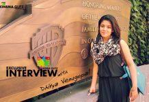 Screenwriting, Up close with Dhivya!!! - CinemaGlitz