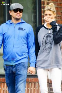 Leonardo DiCaprio seems okay even relationship aint going well
