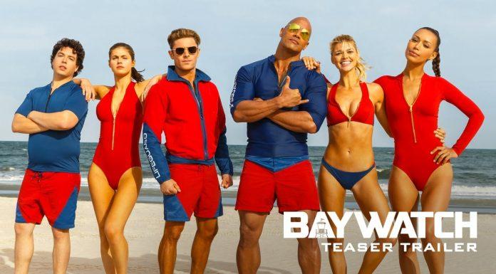 Baywatch Teaser Trailer Review