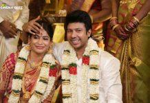 Feroz - Vijayalakshmi Wedding Pics - CinemaGlitz