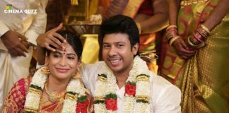 Feroz - Vijayalakshmi Wedding Pics - CinemaGlitz