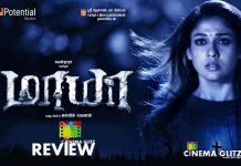 Maya Movie Review