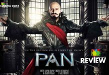 Pan Movie Review
