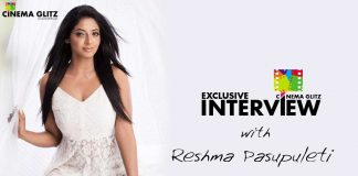 Reshma Pasupuleti Exclusive Interview