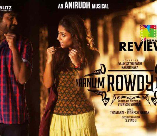 Naanum Rowdy Dhaan Movie Review
