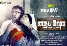 Oru Naal Iravil' Movie Review - CinemaGlitz