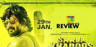 Saala Khadoos Trailer Review