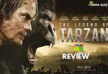 'The Legend of Tarzan' Trailer Review - CinemaGlitz