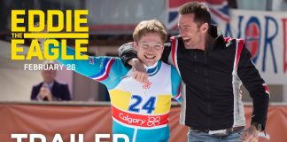 Eddie the Eagle Trailer Review