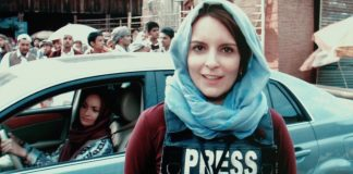 Whiskey Tango Foxtrot Trailer Review