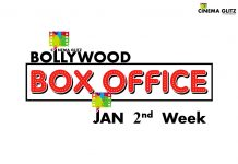 Bollywood Box Office Updates Jan 2nd week