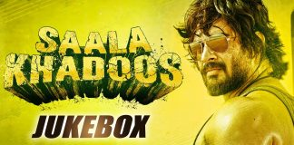 Saala Khadoos Songs Review