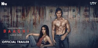Baaghi Trailer Review