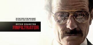 The Infiltrator Trailer Review