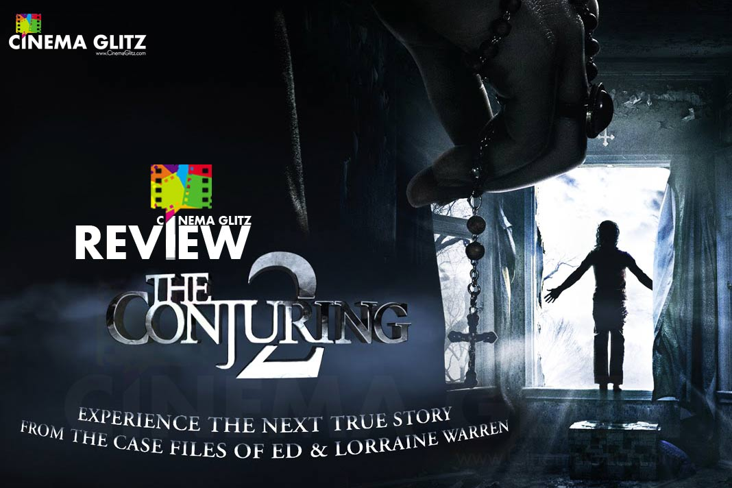 movie review the conjuring James wan's the conjuring is the rare modern horror movie that doesn't rely on jump scares it sets a tone, as opposed to just dishing out loud noises at unexpected moments for the life of me, i still don't understand why people enjoy jump scare movies i mean, look, most horror films – including the.