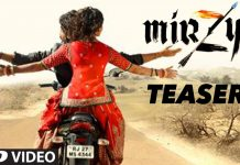 Mirzya Teaser Review