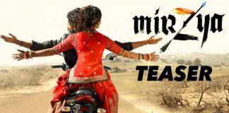 Mirzya Teaser Review