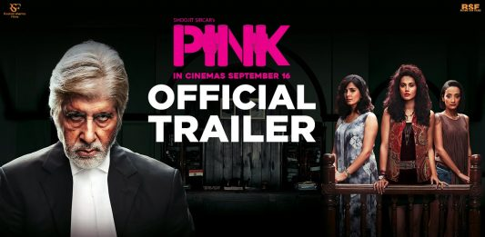 Pink Trailer Review