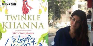Twinkle Khanna is ready with her second book as an Author