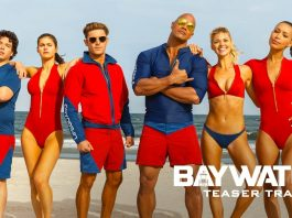 Baywatch Teaser Trailer Review