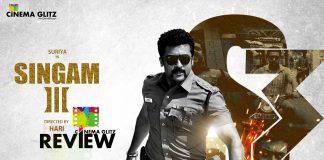 Singam 3 (Si3) Movie Review