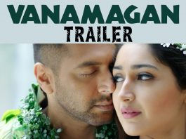 Vanamagan Official Trailer