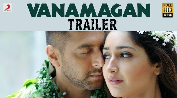 Vanamagan Official Trailer