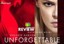 Unforgettable Movie Review