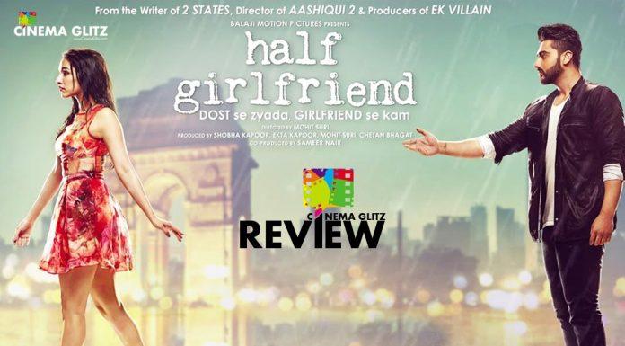 Half Girlfriend Movie Review