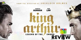 King Arthur Legend of the Sword Movie Review
