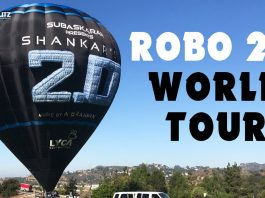 Robo 2.0 Movie World Tour Promotions