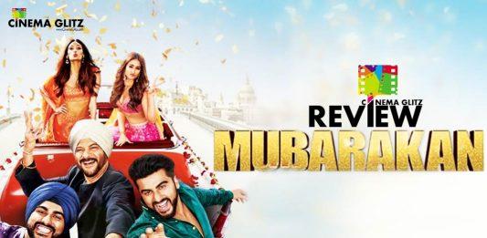 Mubarakan Movie Review