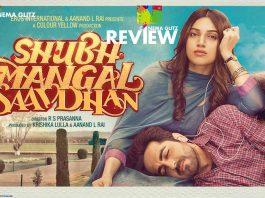 Shubh Mangal Savdhan Movie Review