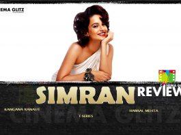 Simran Movie Review