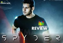 Spyder Movie Review