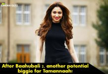 After Baahubali 2, another potential biggie for Tamannaah!