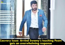 Cauvery issue: Arvind Swamy's touching poem gets an overwhelming response