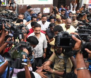 Cauvery water issue is the primary focus of Kamal Haasan's Trichy meet