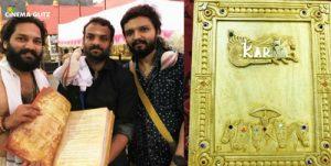 Chiyaan Vikram's 300cr film Mahavir Karna to begin in October!