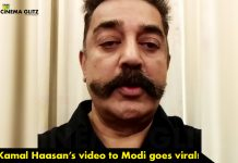 Kamal Haasan's video to Modi goes viral!