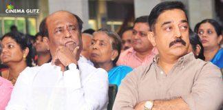 Rajinikanth and Kamal Haasan on Nirmala Devi case