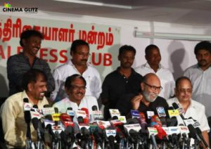 Sathyaraj, Karu Panalaippan and Bharathiraja wants to ban IPL!