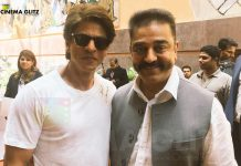 Shah Rukh bought Kamal Haasan's Hey Ram Hindi remake rights!