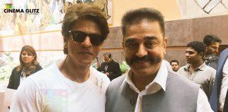 Shah Rukh bought Kamal Haasan's Hey Ram Hindi remake rights!