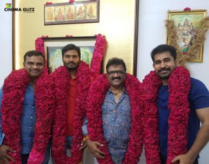 Vijay Antony's next to be directed by Moodar Koodam Naveen!