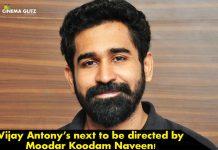 Vijay Antony's next to be directed by Moodar Koodam Naveen!