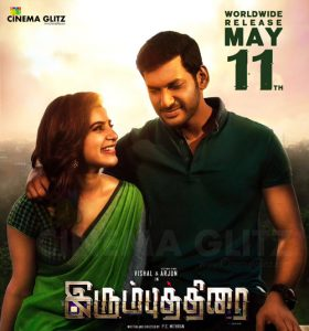 Vishal's Irumbuthirai to finally release on May 11!