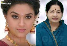 After Savitri, Keerthy to act in Jayalalithaa biopic?