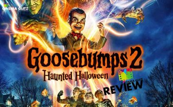Goosebumps 2 Haunted Halloween Movie Review